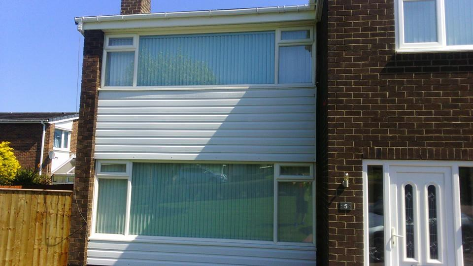 upvc Cladding Cleaning South Shields