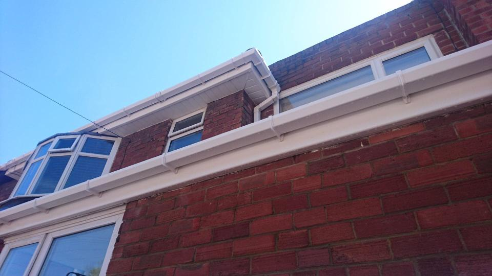 upvc Gutter Cleaning South Shields