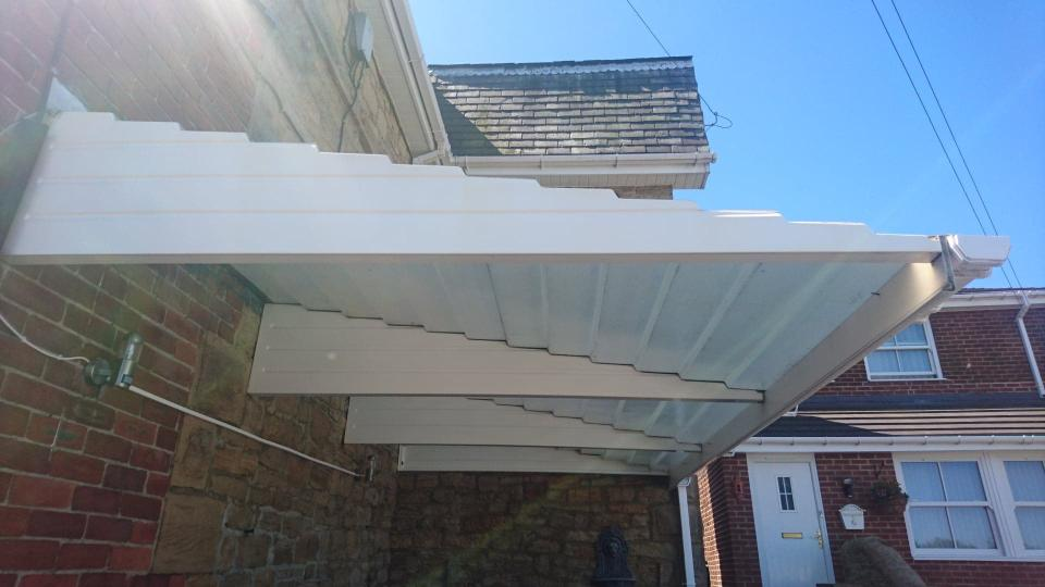 upvc Cladding Carport Cleaning South Shields