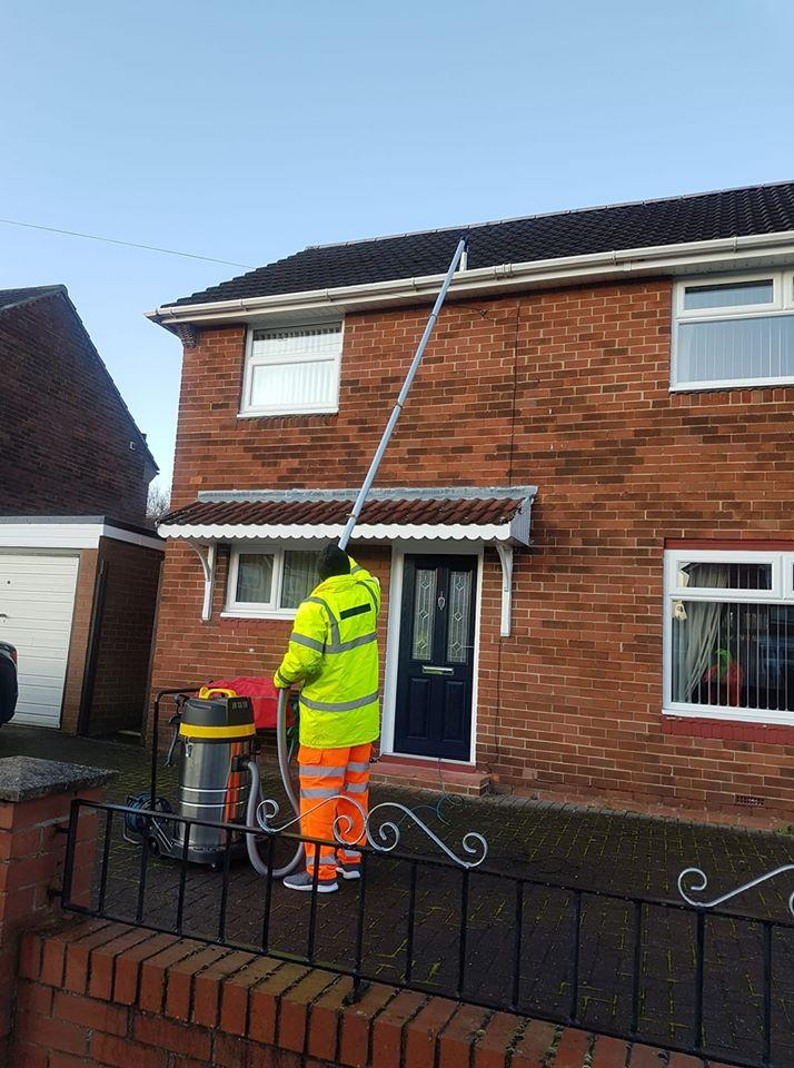 Gutter Vacuum Cleaning South Shields